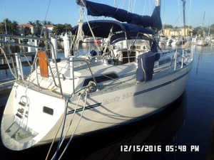Used Moody 346 Center Cockpit Sailboat For Sale