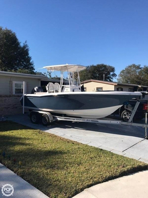 Used Tidewater 220 CC Adventure Center Console Fishing Boat For Sale