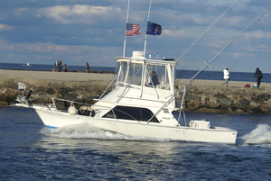 Used Blackfin 32 Flybridge32 Flybridge Sports Fishing Boat For Sale