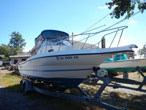 Used Sea Sport 2344 Cuddy Cabin Boat For Sale
