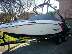 Used Sea-Doo 210 Wake Jet Boat For Sale