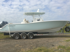New Sportsman Boats 312 OPEN Center Console Fishing Boat For Sale