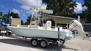 Used Pathfinder 2600 HPS Saltwater Fishing Boat For Sale