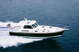 Used Sabre 42 Express Trawler Boat For Sale