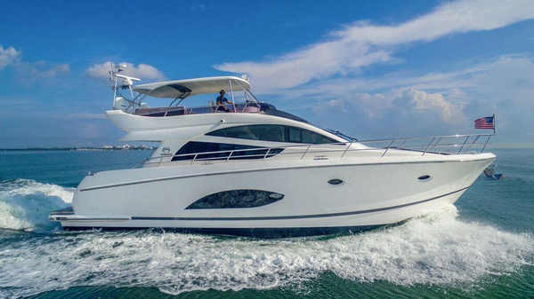 Used Horizon E56 Motoryacht Motor Yacht For Sale