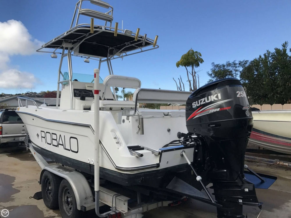 1999 used robalo 2420 center console center console for Used fishing boats for sale in california