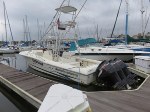 Used Hydrasports 3300 CC Center Console Fishing Boat For Sale