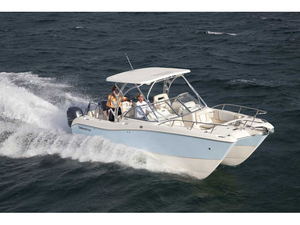 Used World Cat 255DC Dual Console Boat For Sale