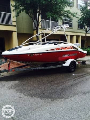 Used Sea-Doo Speedster 200 Jet Boat For Sale