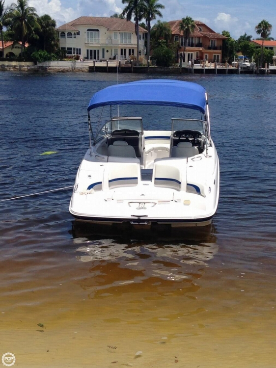 2004 used yamaha sx230 jet boat for sale 14 900 for Used yamaha outboard motors for sale in florida