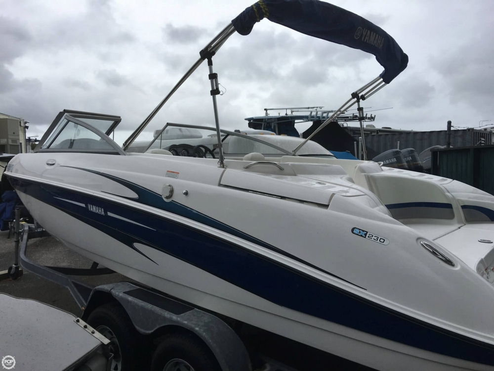 2004 used yamaha sx230 jet boat for sale 14 900 for Yamaha jet boat for sale florida