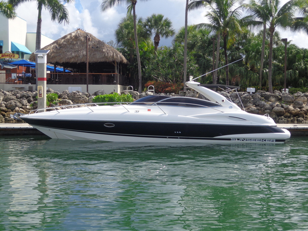 Used Sunseeker Superhawk Sports Cruiser Boat For Sale