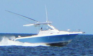 Used Pro-Line 3250 Express Walkaround Fishing Boat For Sale