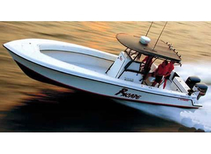 Used Contender 31 Open Saltwater Fishing Boat For Sale