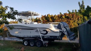 Used Pro Sports 3000 Sport Fishing Cuddy Cabin Boat For Sale