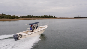 Used Parker 25 Center Console Center Console Fishing Boat For Sale