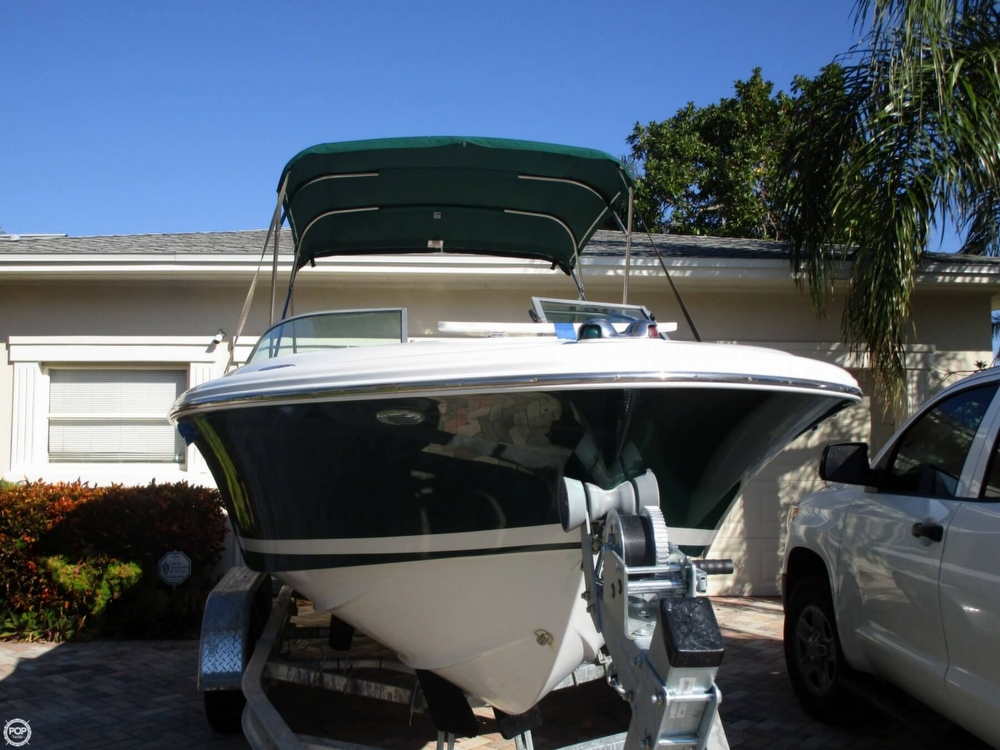 2002 used chris craft 22 launch bowrider boat for sale for Used chris craft launch for sale