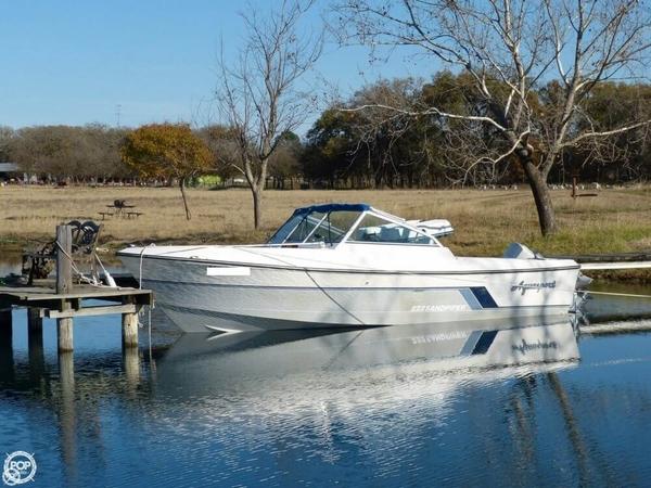 Used Aquasport 222 Sandpiper Bowrider Boat For Sale