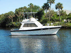 Used Pequod Yachts Motor Yacht For Sale