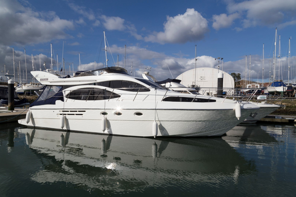 Used Azimut 46 Motor Yacht For Sale