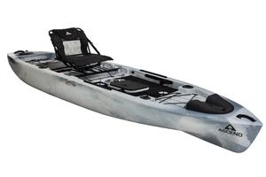 New Ascend FS128T Sit-On (White/Black) Kayak Boat For Sale