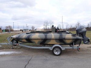 Used Bankes Freedom 17 Bay Boat For Sale