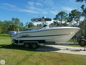 Used Hydra-Sports 26 Vector Center Console Fishing Boat For Sale