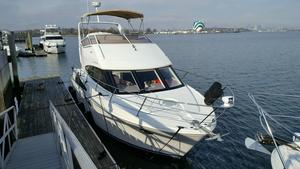Used Carver 35 Super Sport Flybridge Boat For Sale