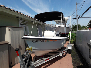 Used Century 1701 Center Console Center Console Fishing Boat For Sale