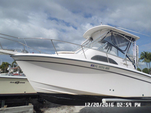 Used Gradywhite 282 Sailfish WA Center Console Fishing Boat For Sale