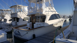 Used Ocean Yachts 38' Super Sport Convertible Fishing Boat For Sale