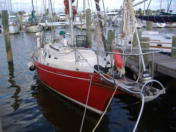 Used Bayfield C Cutter Sailboat For Sale