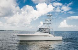 Used Miller Marine Express Sports Fishing Boat For Sale