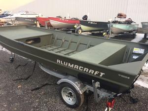 """New Alumacraft 1448-20"""" Jon Boat For Sale"""