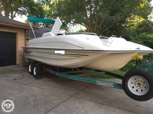 Used Rinker 24 Flotilla III Deck Boat For Sale
