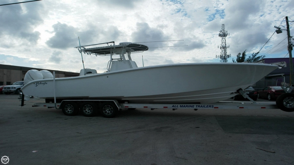 Used Yellowfin 36 offshore tournament Center Console Fishing Boat For Sale