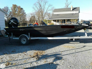 Used Xpress x60 Aluminum Fishing Boat For Sale