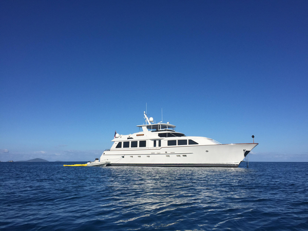 Used Burger RPH Mega Yacht For Sale