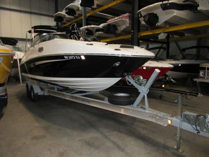Used Sea Ray 260 Sundeck Runabout Boat For Sale