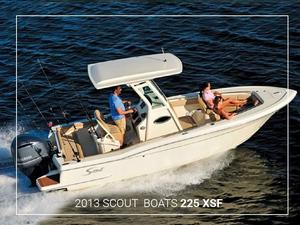 Used Scout 225 XSF Sports Fishing Boat For Sale