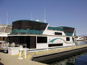 Used Skipperliner Multi Owner Houseboat includes 4 weeks House Boat For Sale