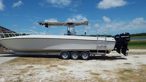 Used Midnight Express 37 Center Console Fishing Boat For Sale