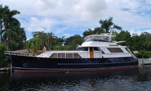 Used Burger Cockpit Motor Yacht Motor Yacht For Sale