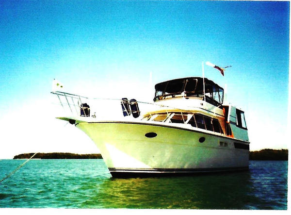 Used Californian Sun Deck Motoryacht Motor Yacht For Sale