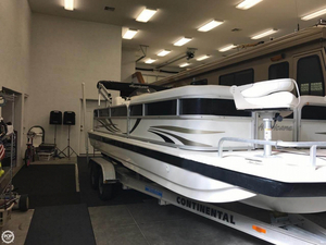 Used Hurricane 226 Fundeck Deck Boat For Sale