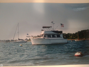 Used Marine Trader 31 Trawler Boat For Sale