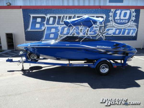 Used Reinell 191 Bowrider Boat For Sale