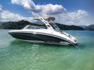 Used Yamaha 242 S Limited Jet Boat For Sale