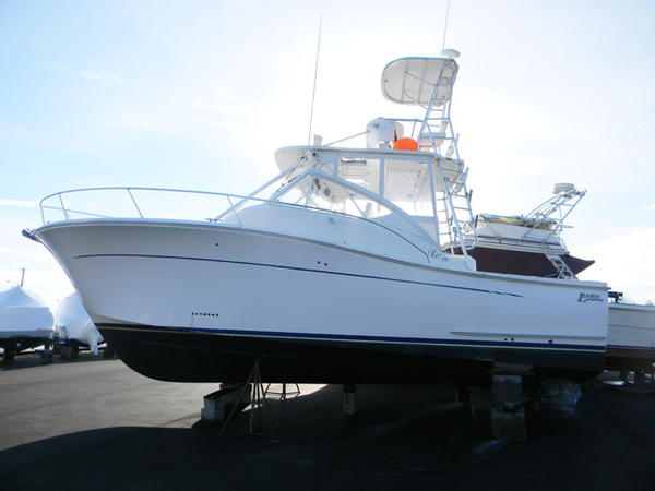 Used Luhrs Canyon Series Sports Fishing Boat For Sale