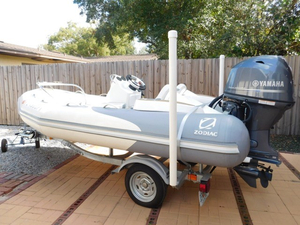 Used Zodiac Yachtline 380 Tender Boat For Sale